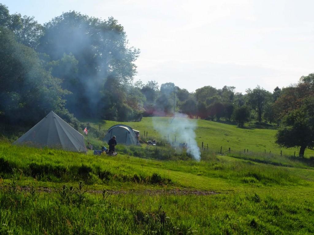 2nd Pasture Campfire