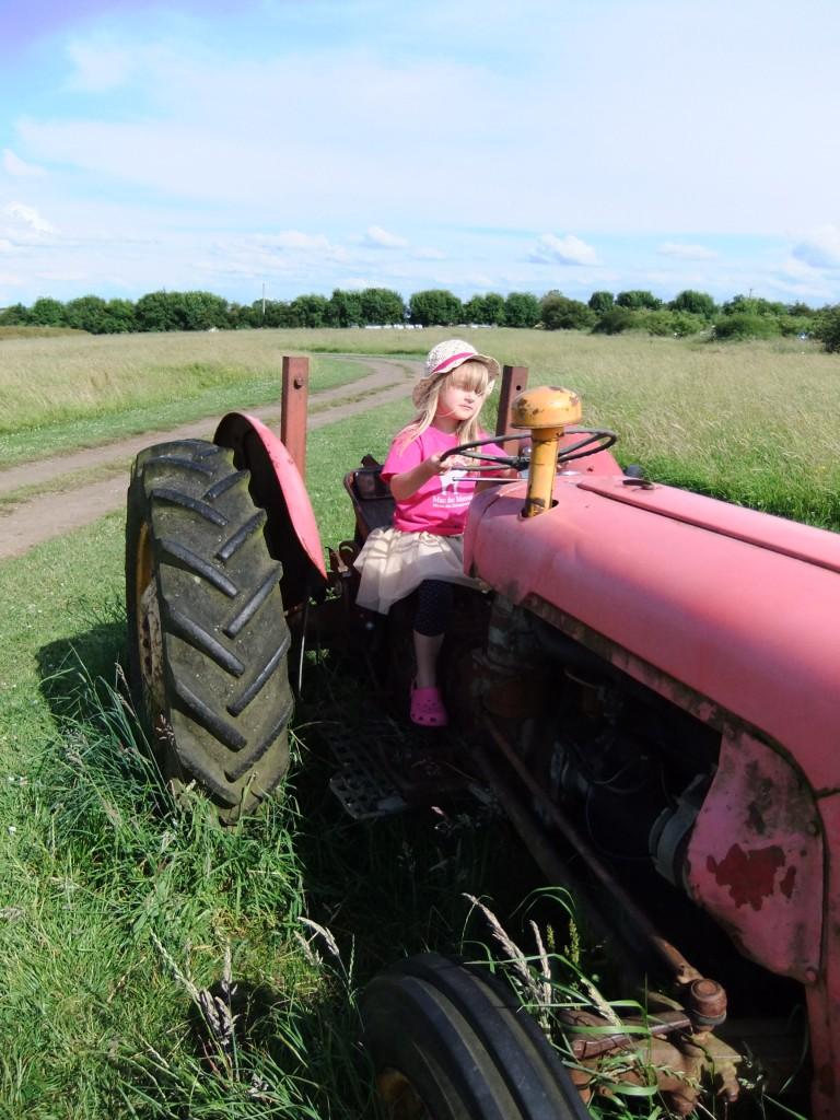 Dulcie Tractor Photo