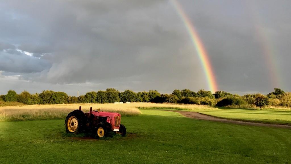 Ed's Tractor Photo